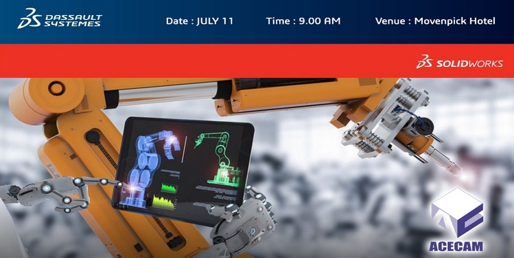 SOLIDWORKS Education Symposium 2018 | ACECAM