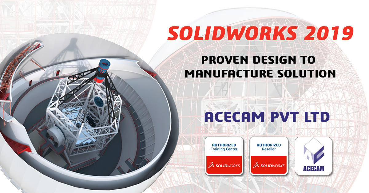 ACECAM | SOLIDWORKS Authorized Reseller in Sri Lanka